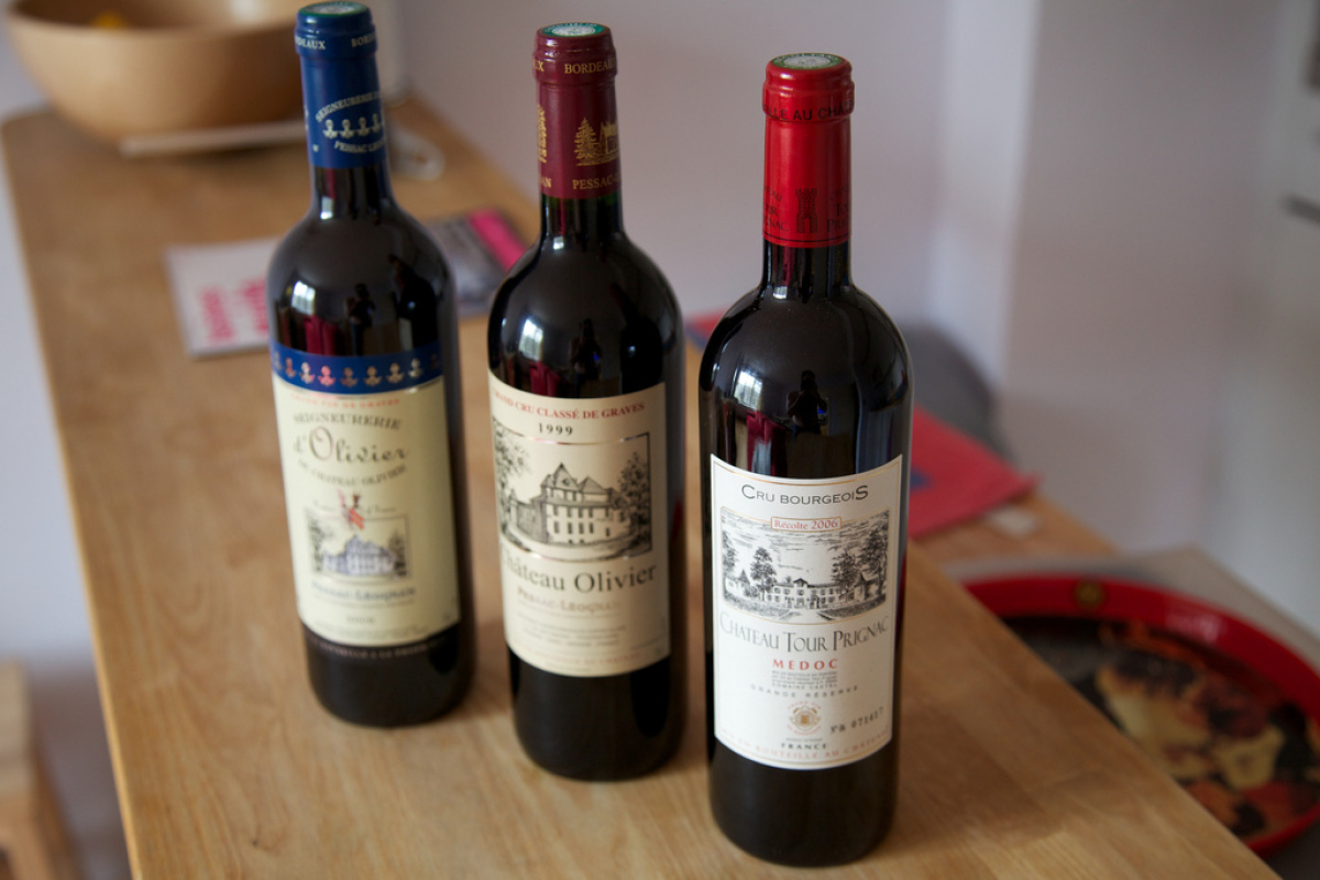 If you find yourself often tossing the end of a bottle of wine, you might want to consider freezing it instead. The wine won'