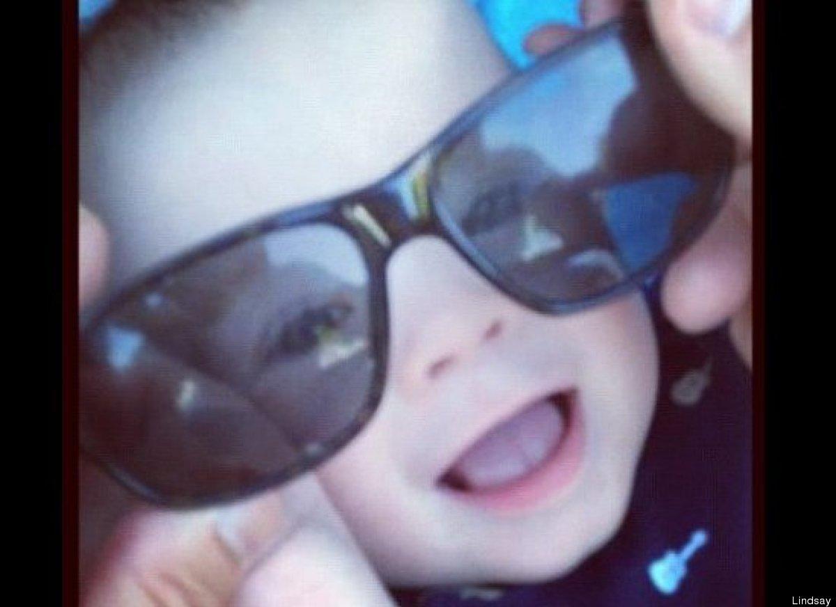 Cole, Age 8 months