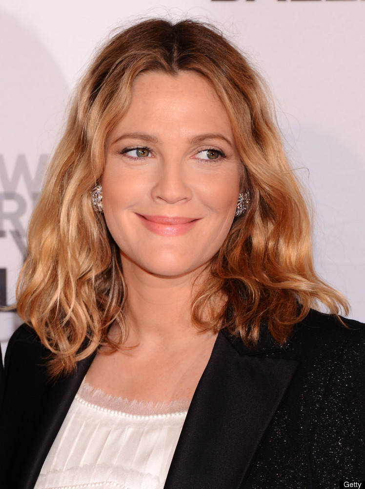 Drew Barrymore asiste a la Gala de primavera 2012 del Ballet de New York en el David H. Koch Theater en el Lincoln Center el