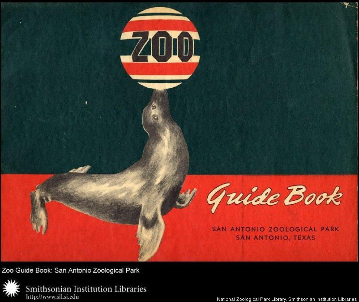<em>Zoo Guide Book: San Antonio Zoological Park </em> San Antonio: The San Antonio Zoological Society