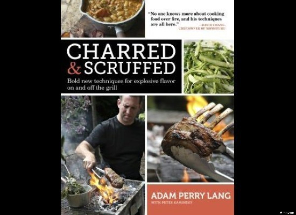 """<br>""""Charred & Scruffed"""" by Adam Perry Lang   $15.11   <a href=""""http://www.amazon.com/Charred-Scruffed-Adam-Perry-Lang/dp/157"""