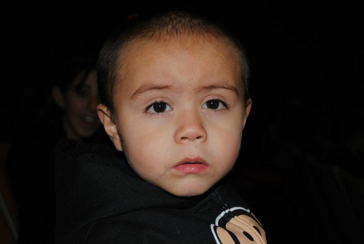 "Caleb at 2 1/2 years of age.  Photo via <a href=""http://www.facebook.com/CalebPachecoLIU"" target=""_hplink"">Caleb Pacheco me"
