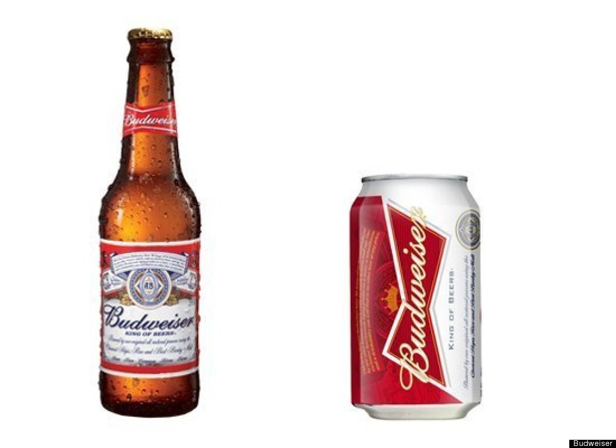 <strong>64 percent</strong> of participants correctly identified the canned Budweiser.  <strong>17 percent</strong> of part