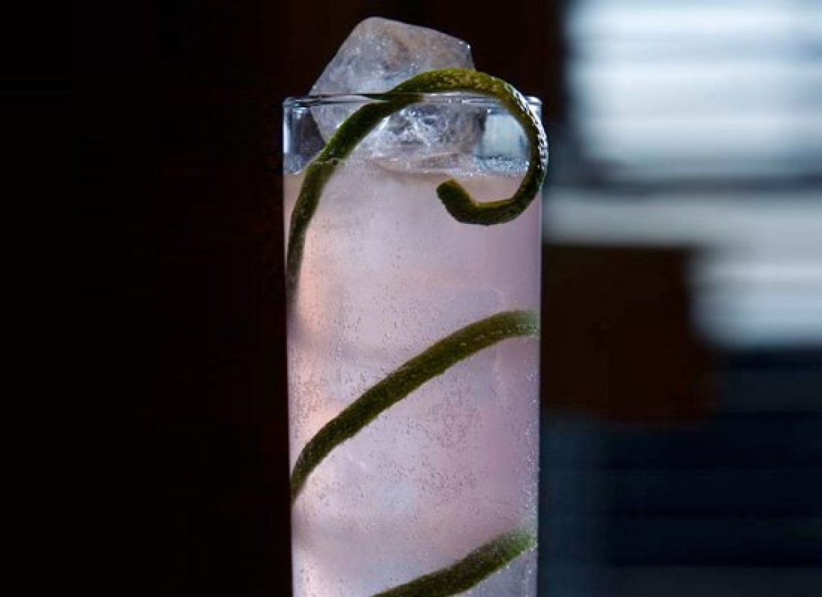 "Grapefruit soda is wonderfully refreshing, and this <a href=""http://liquor.com/articles/rum-101/?utm_source=huffpo&utm_medium"
