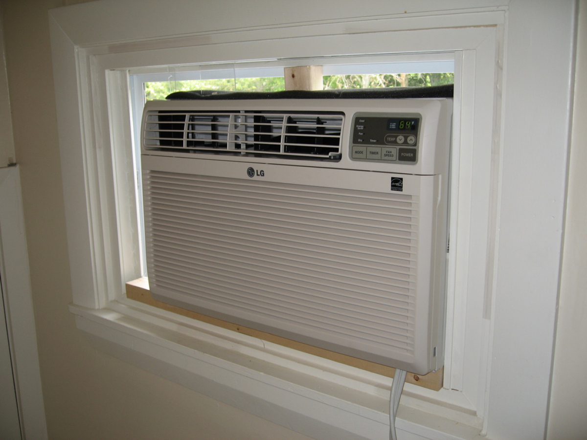 Sticky, sweaty skin is less than comfortable. For less than $100, keep cool with a window air conditioning unit. It's importa