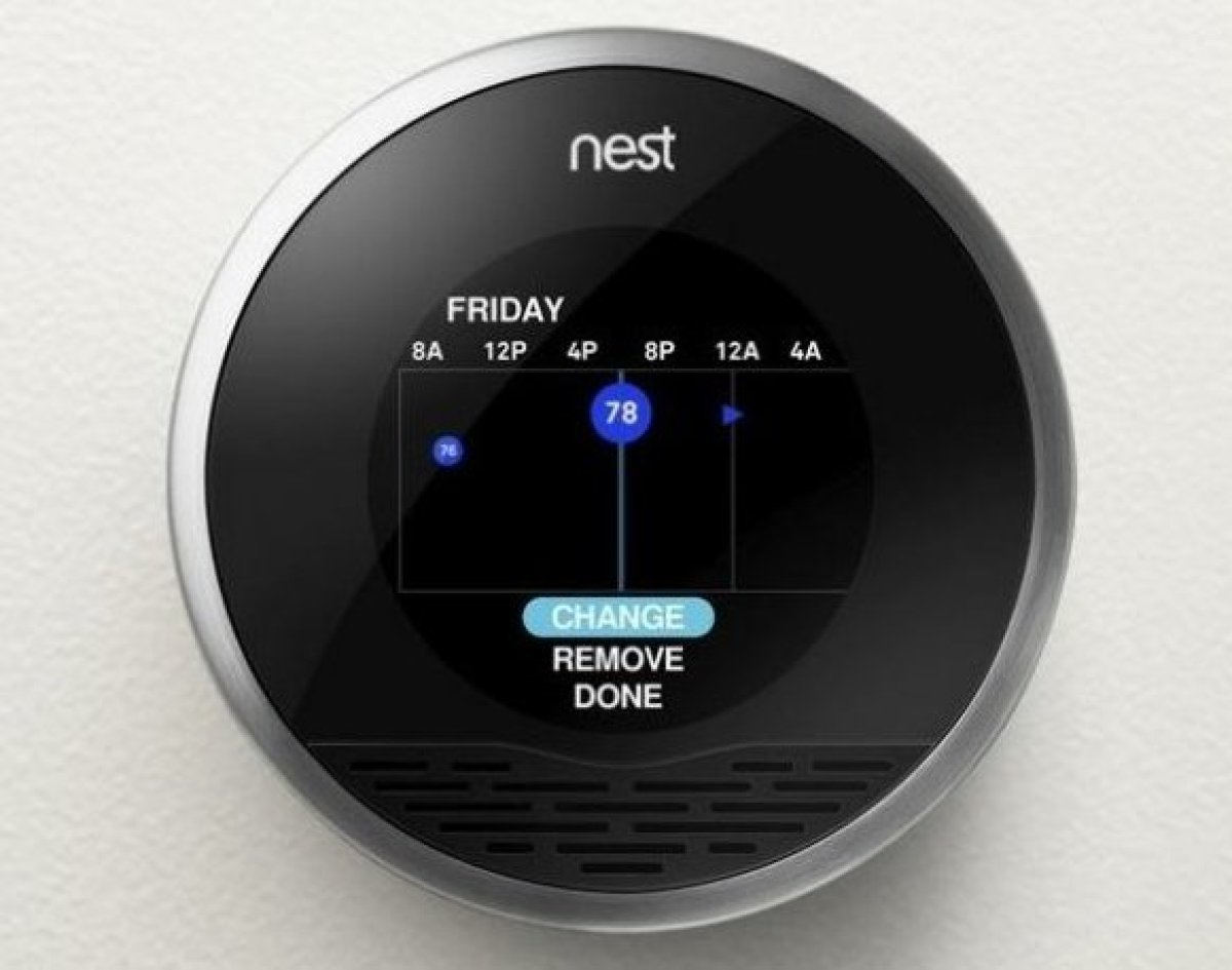"If you've ever head your Dad say, ""Who messed with the thermostat!? Do you want to pay the bill?"" then this might be the perf"