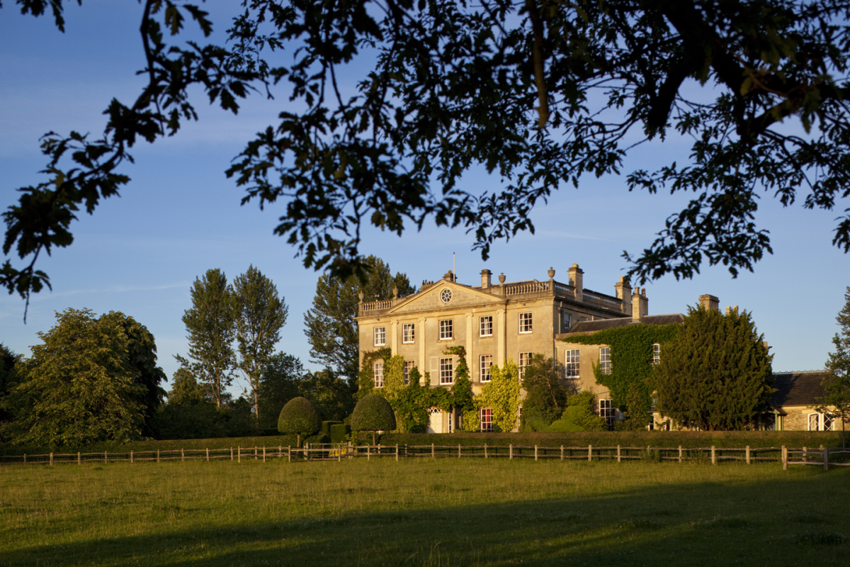 <strong>Highgrove</strong> is the private residence of H.R.H. Charles, The Prince of Wales, and it is not an understatement w