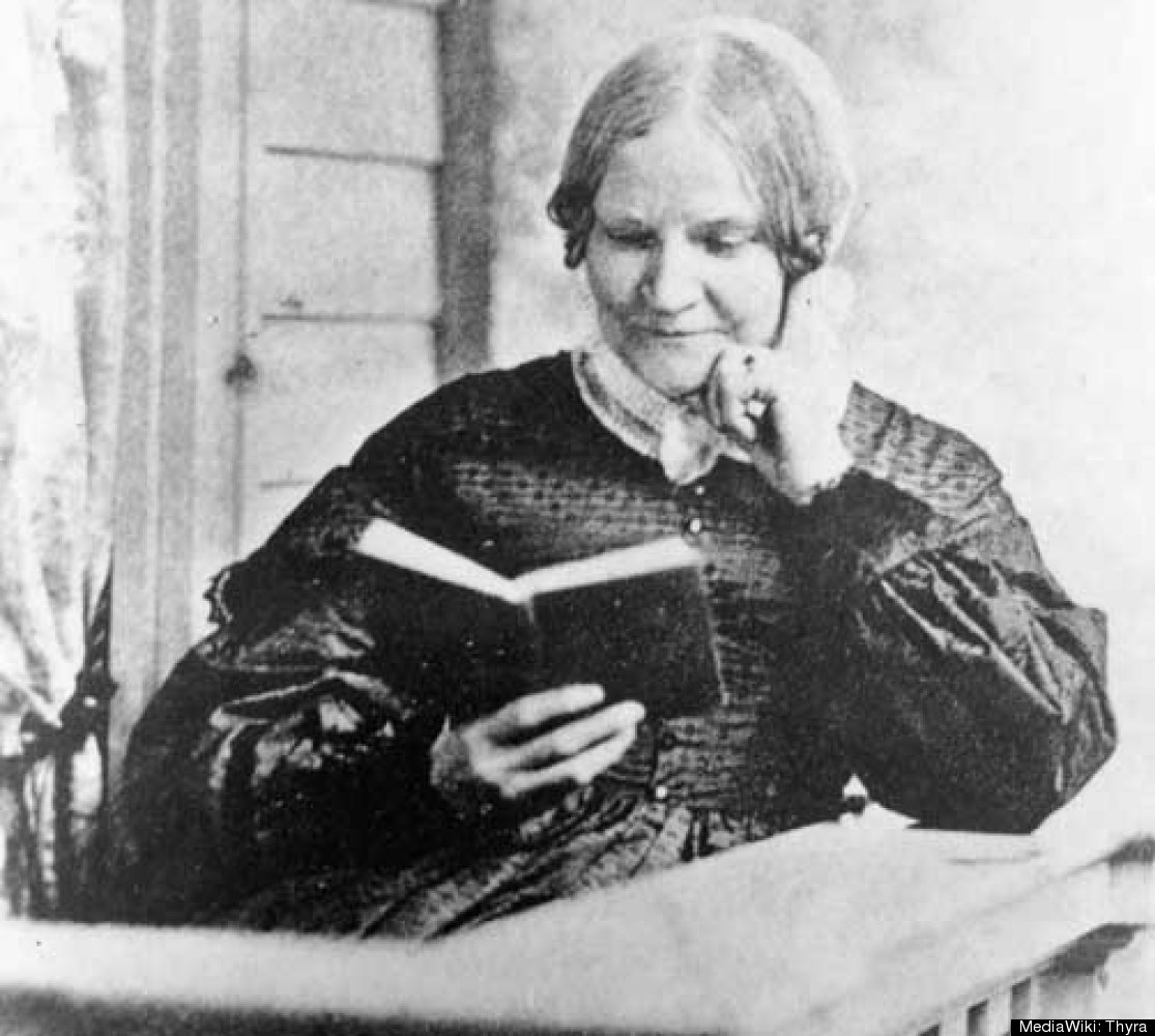 """Noted abolitionist author Lydia Maria Child is generally credited with being the first author to use the """"tragic mulatto"""" arc"""