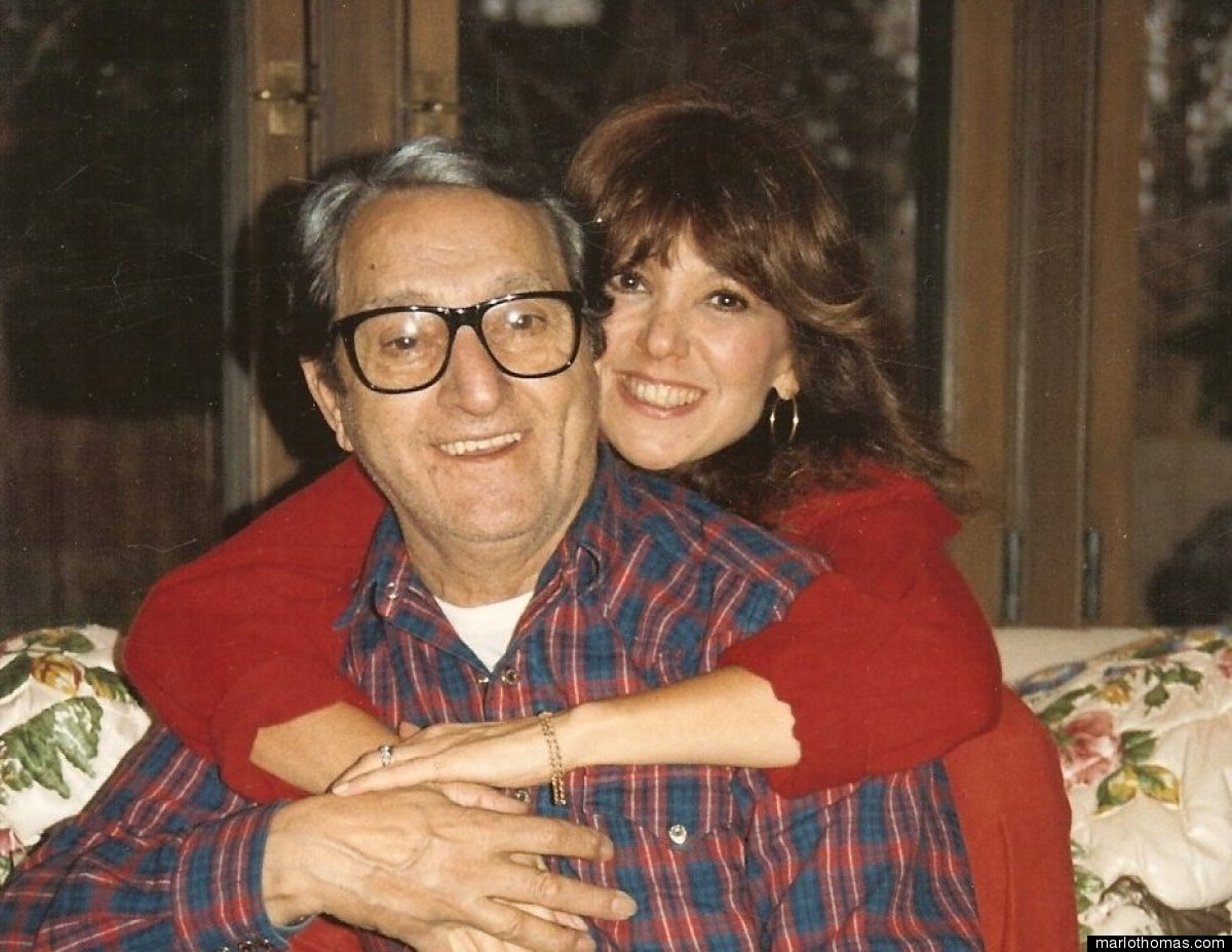 My father, actor/comedian Danny Thomas, is best known for his successful television career and as the founder of St. Jude Chi