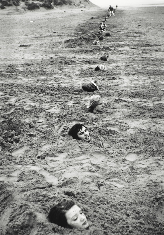 Keith Arnatt