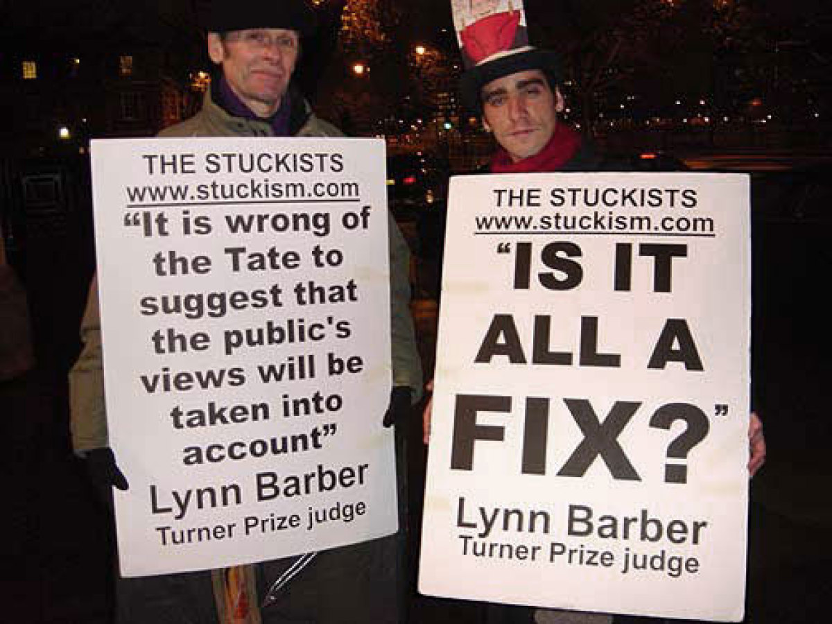"""""""Is it all a fix?"""" Judge Lynn Barber raised her concerns about the fairness of the judging system in 2006 and many were insul"""