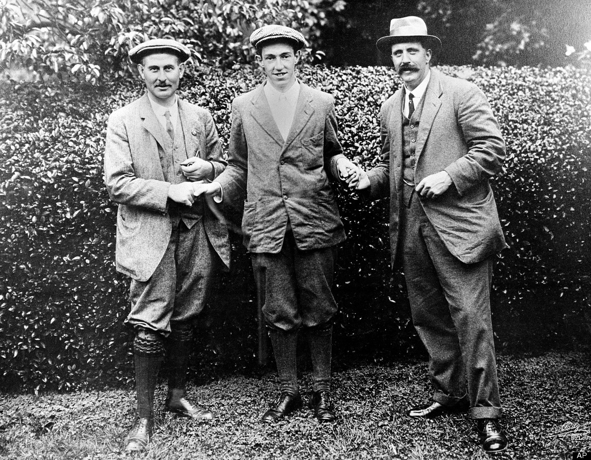 Even though John McDermott had become the first American-born winner of the U.S. Open the previous two years, it took Francis
