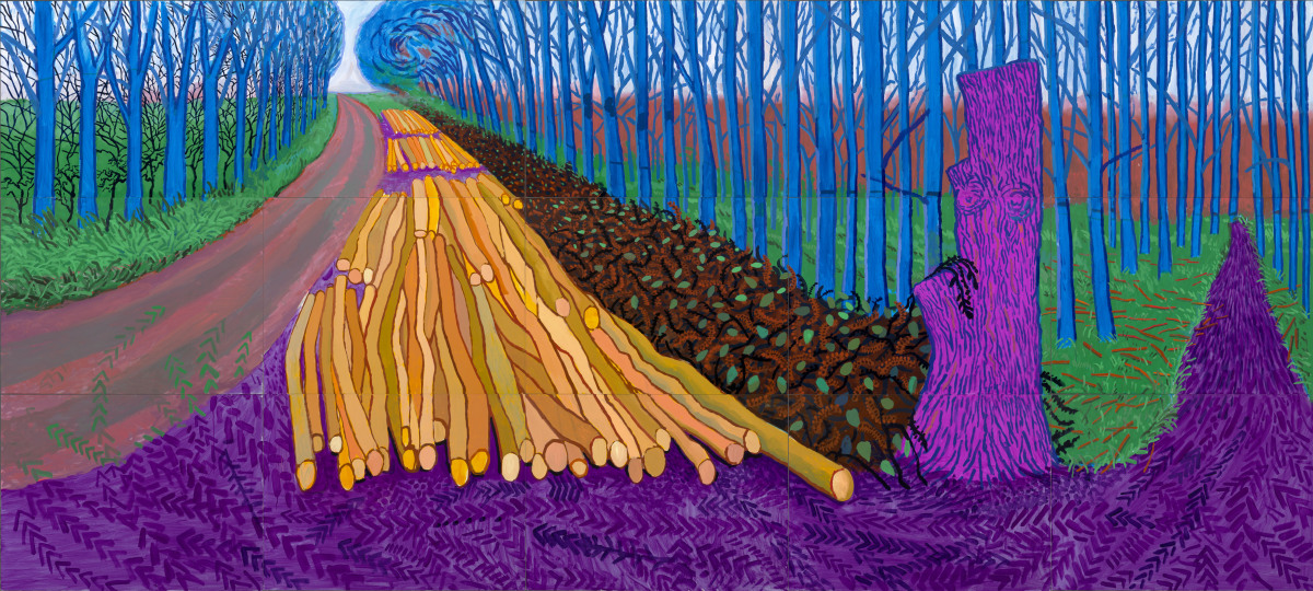 Winter Timber, 2009