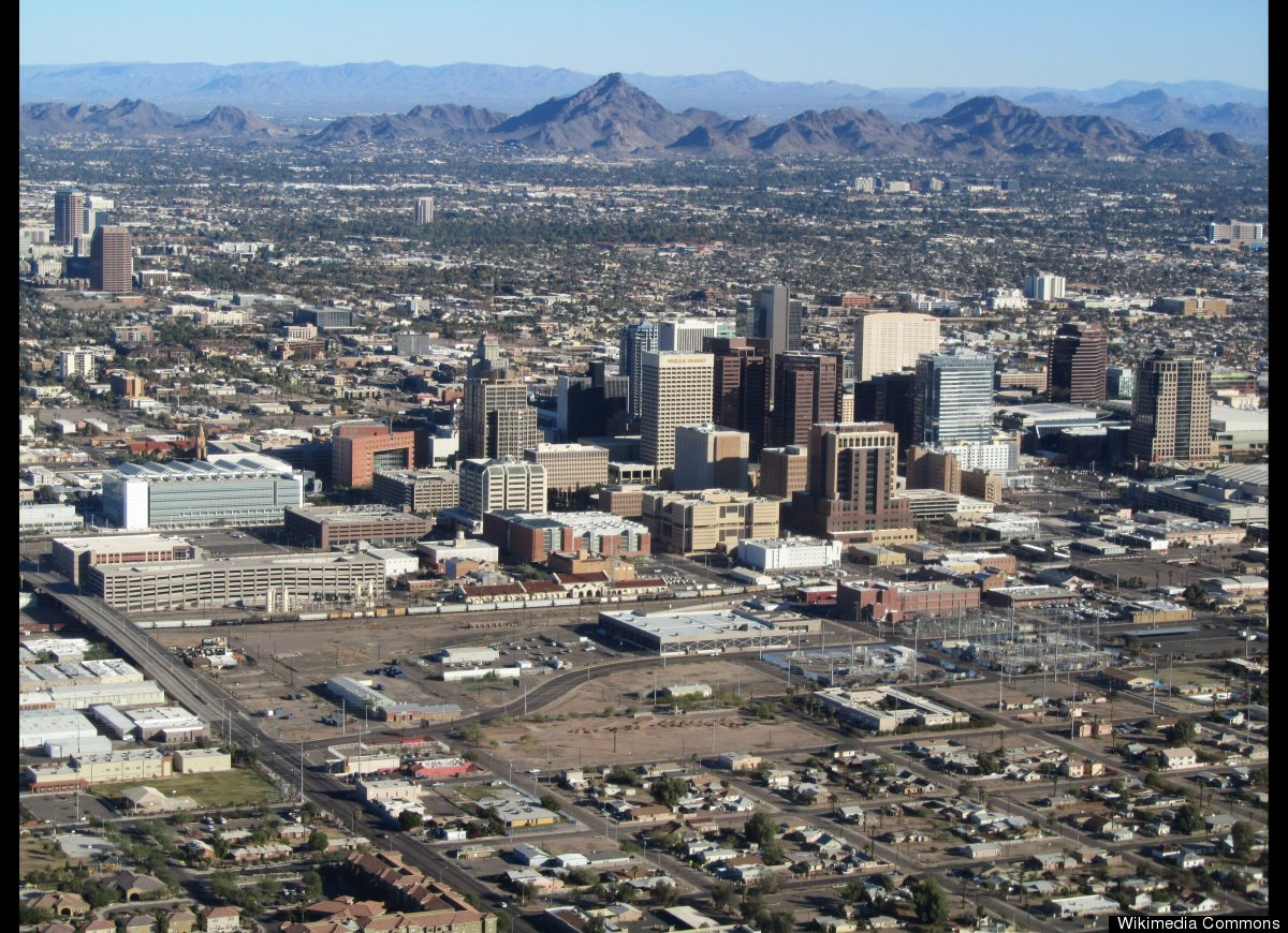 Metro area: Phoenix-Mesa-Glendale, AZ<br>