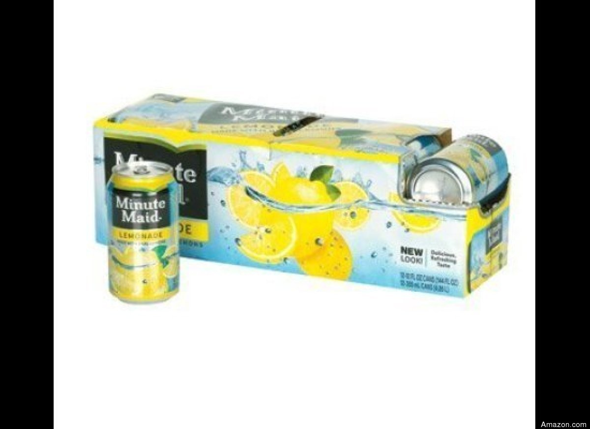 """A 12-ounce can of the summer favorite clocks in at <a href=""""http://productnutrition.thecoca-colacompany.com/products/minute-m"""