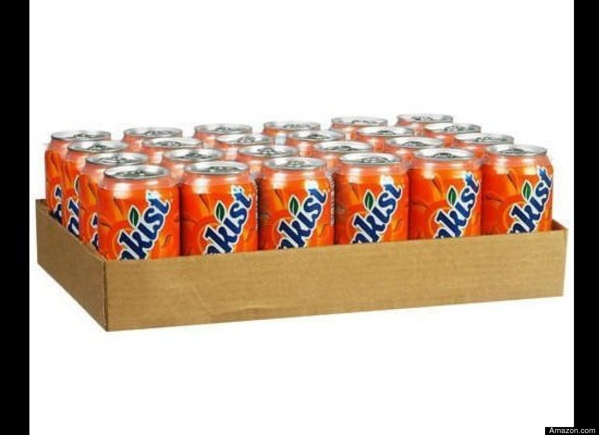 """There are <a href=""""http://www.sunkistsoda.com/product.php"""" target=""""_hplink"""">170 calories per 12-ounce can</a> of this sweet d"""