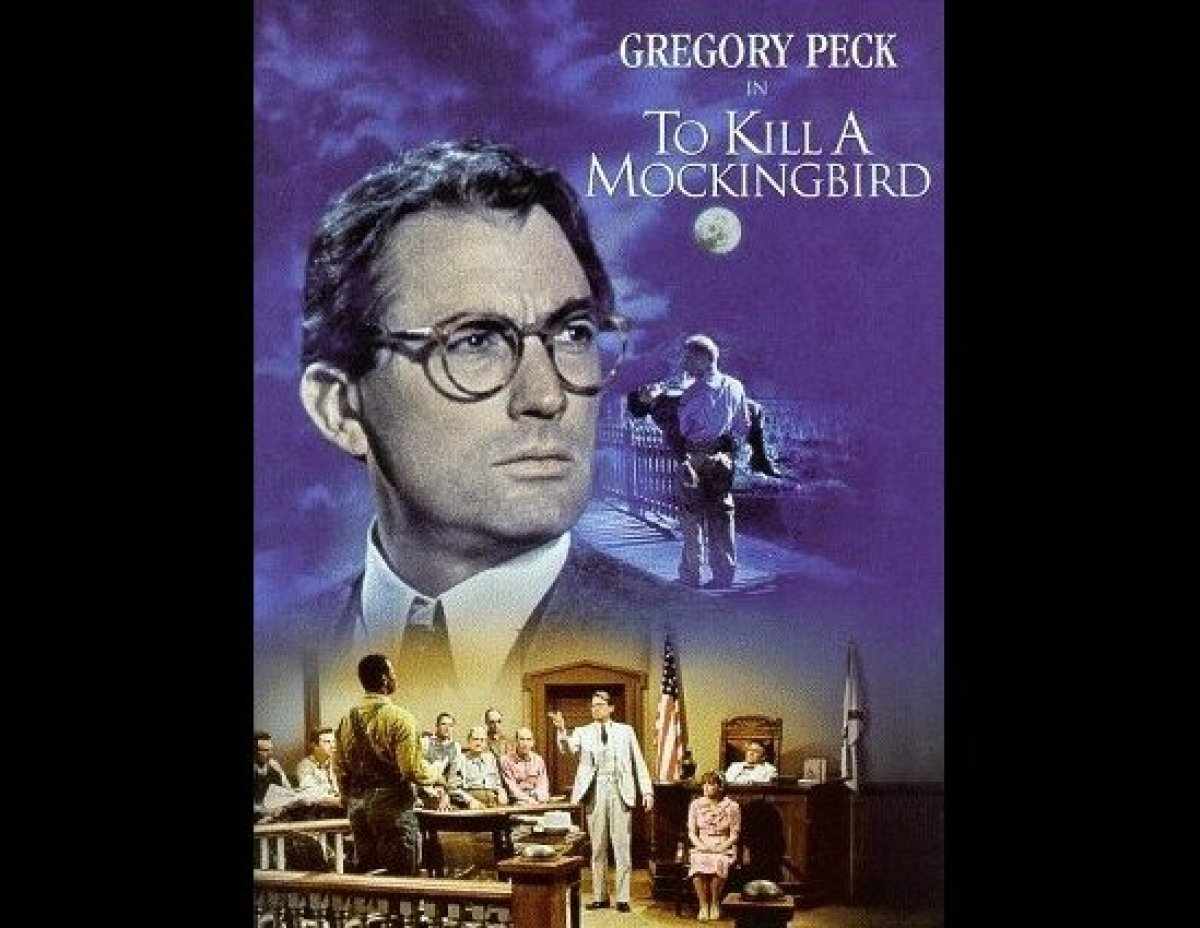 <strong>Atticus Finch in <em>To Kill a Mockingbird</em></strong><strong>What makes this dad great: </strong>Atticus Finch (Gr