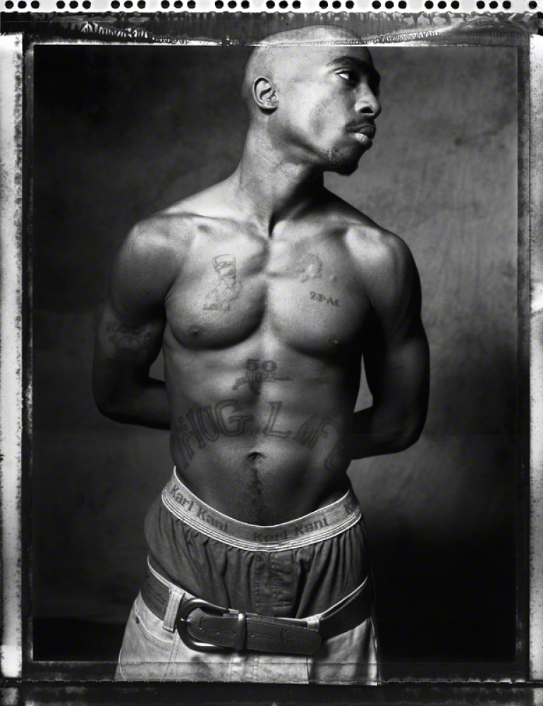 Tupac Shakur, August 1993