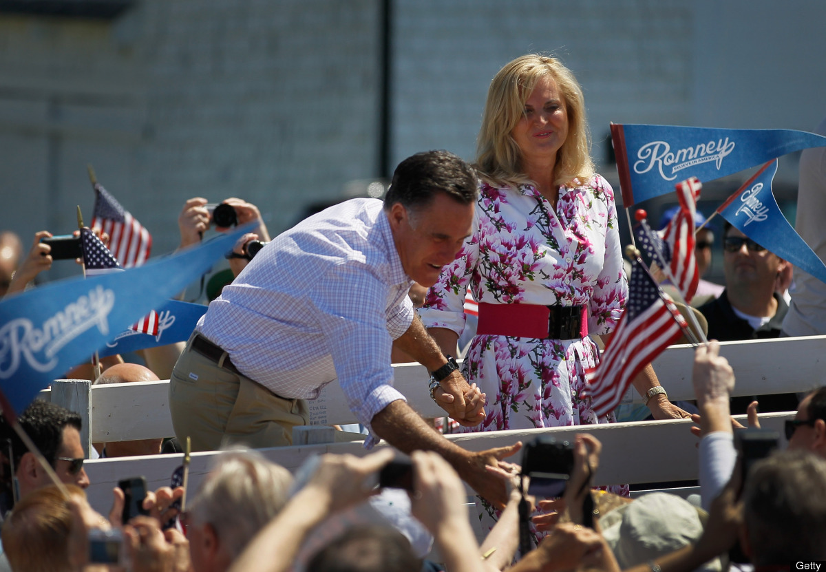Republican Presidential candidate Mitt Romney's wife's MS is central to his campaign. They often discuss her 1998 diagnosis,