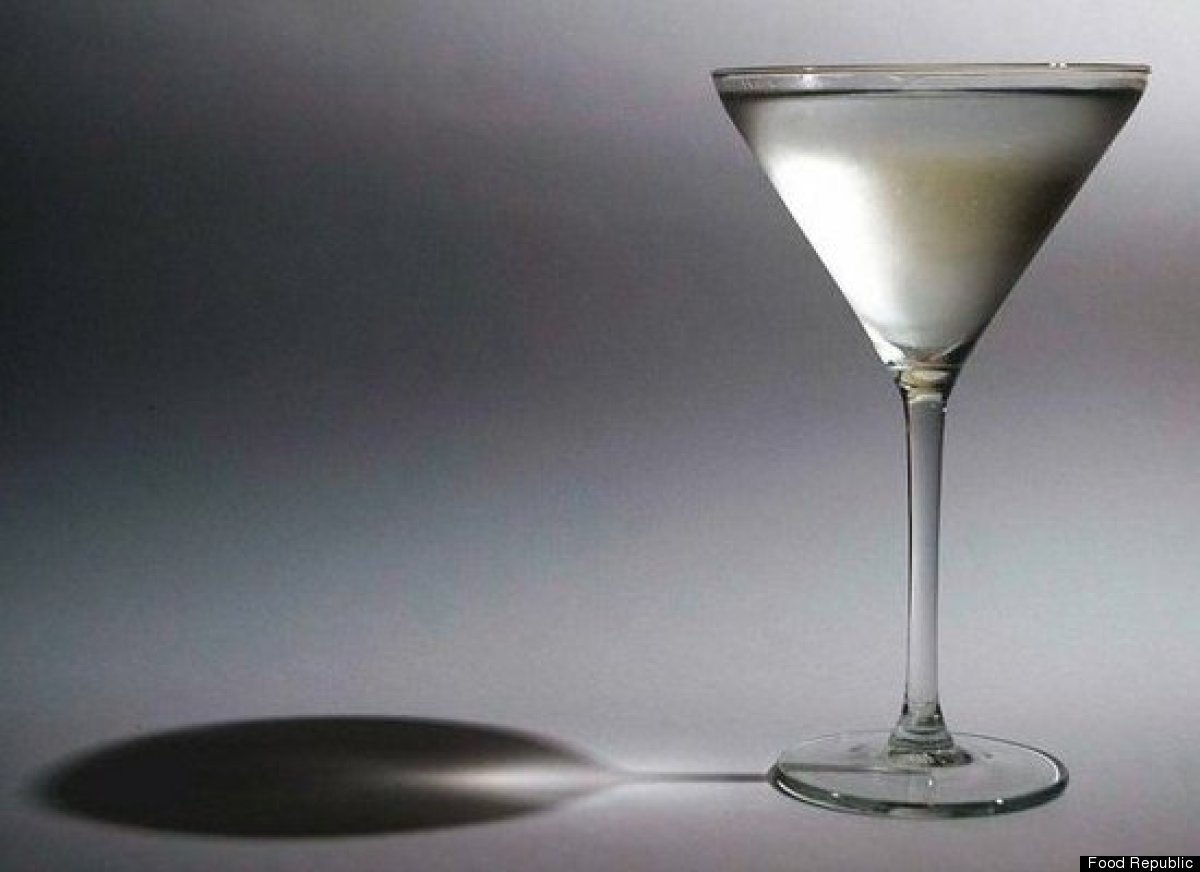 <strong>The ultimate cocktail: The Martini</strong><br>