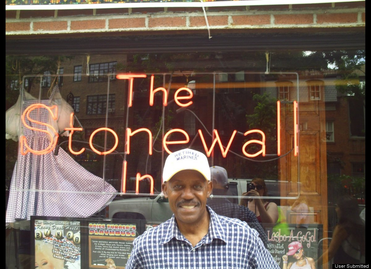 From Scott G. Brown aka Gene Brown, a member and participant of the 1969 Stonewall Inn raid and riots: 
