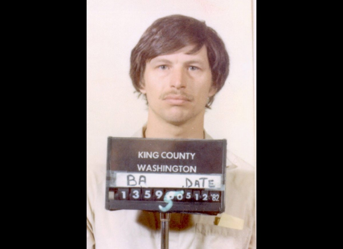 Gary Leon Ridgway is seen in this 1982 King County Sheriff's booking mug. Ridgway, 52, was arrested Friday, Nov. 30, 2001 for