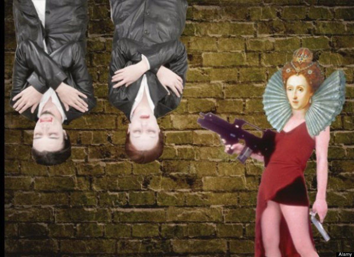 """<strong>On Facebook, Mai Vang suggested: """"Queen Elizabeth I kicking the butts of vampires via Milla Jovovich Resident-Evil st"""