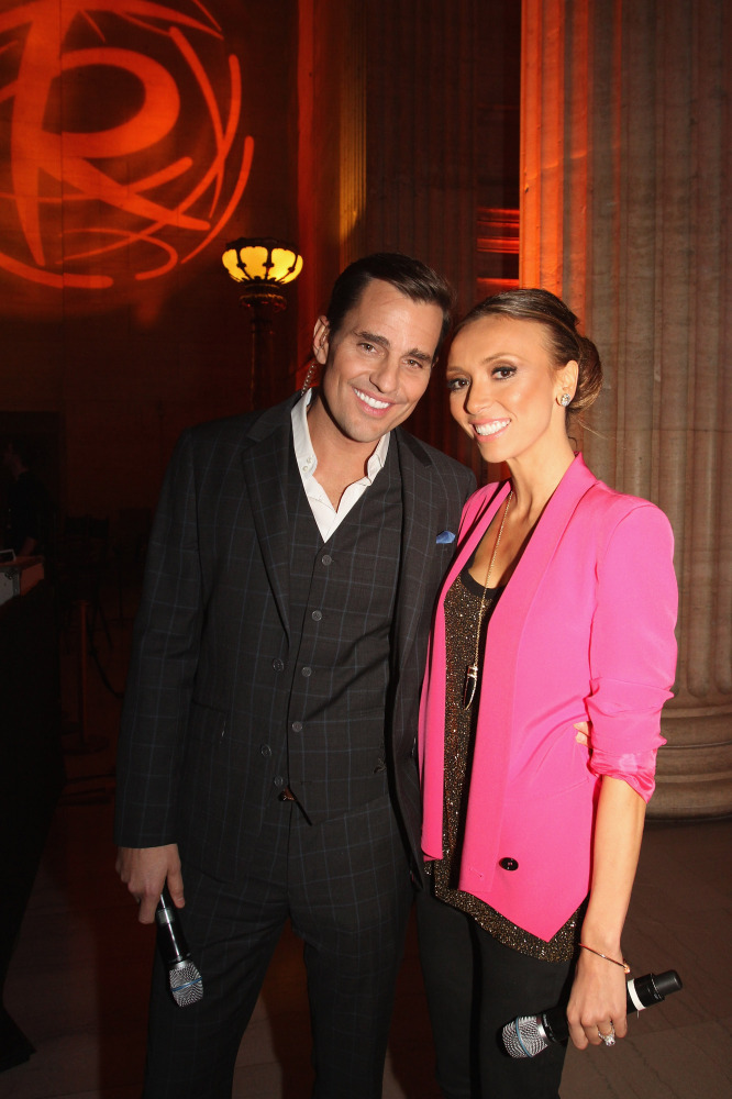 "Giuliana and Bill Rancic had been keeping their baby-to-be's gender under wraps. But <a href=""http://www.hollywoodlife.com/20"