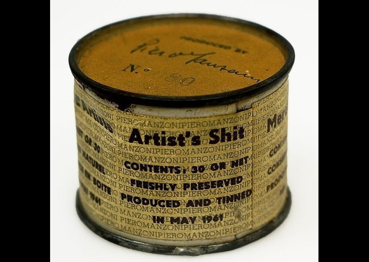 "Italian artist Piero Manzoni created an unexpected work of art called ""Artist's Shit"" in 1961. How'd he do it? The brazen sou"