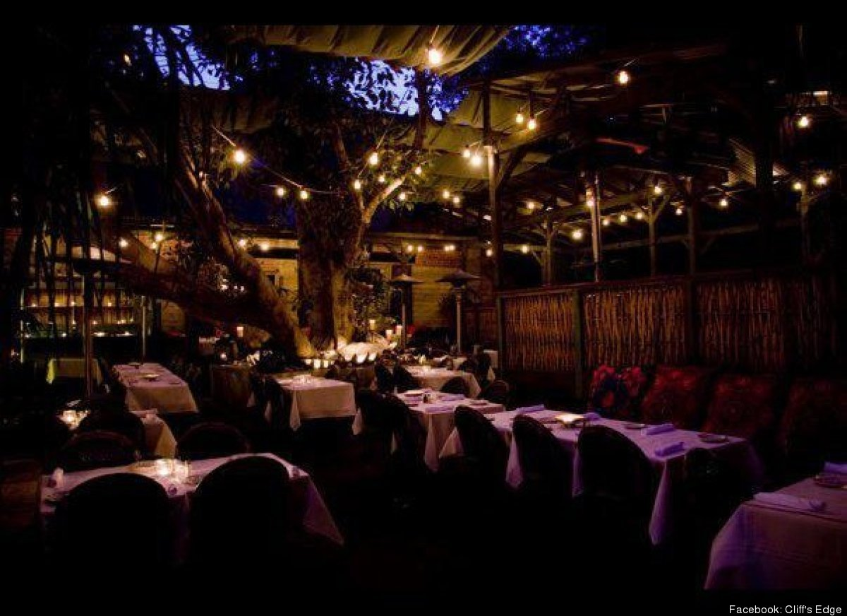 Garden Walk Dining: Secret Garden Restaurants In L.A.: A Guide To 10 Outdoor