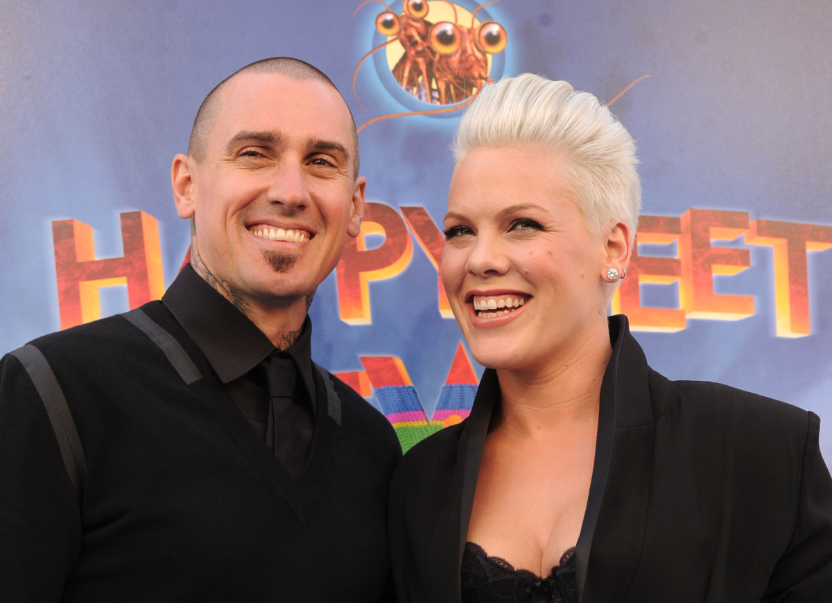 Pink and Carey Hart married in 2006, but announced their separation in 2008. After marriage counseling and cathartic song the