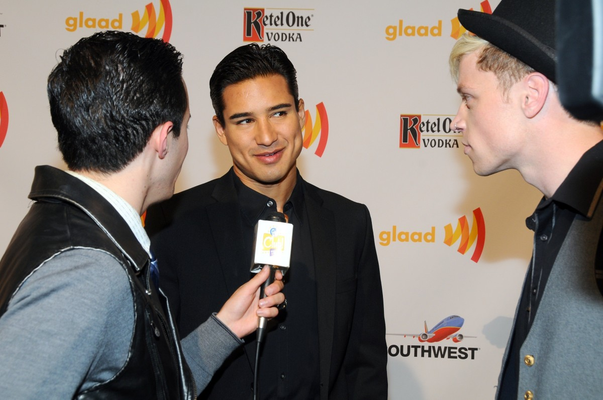 In February 2011, Mario Lopez confirmed that he cheated on his then-fiancée Ali Landry during his bachelor party in 2004, say