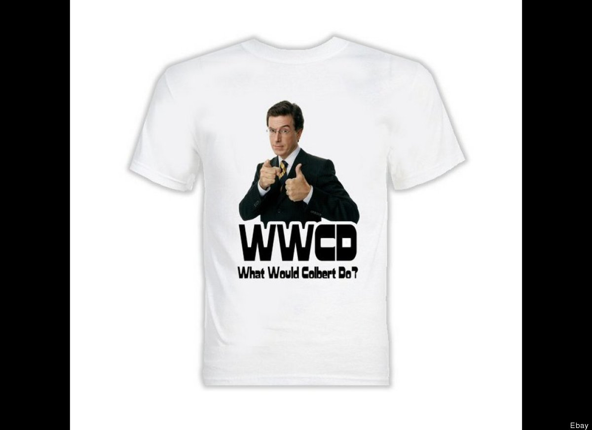 When in doubt, ask yourself: what would Colbert do?