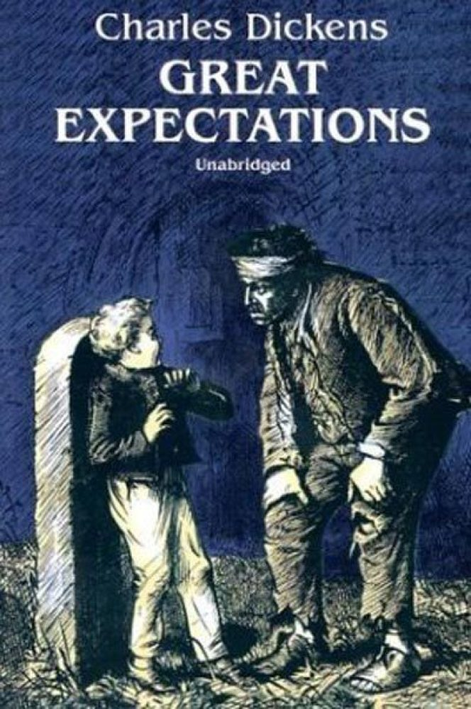 "Another year, another ""Great Expectations"" adaptation, this time with Ralph Fiennes as Magwitch, Helena Bonham Carter as Miss"