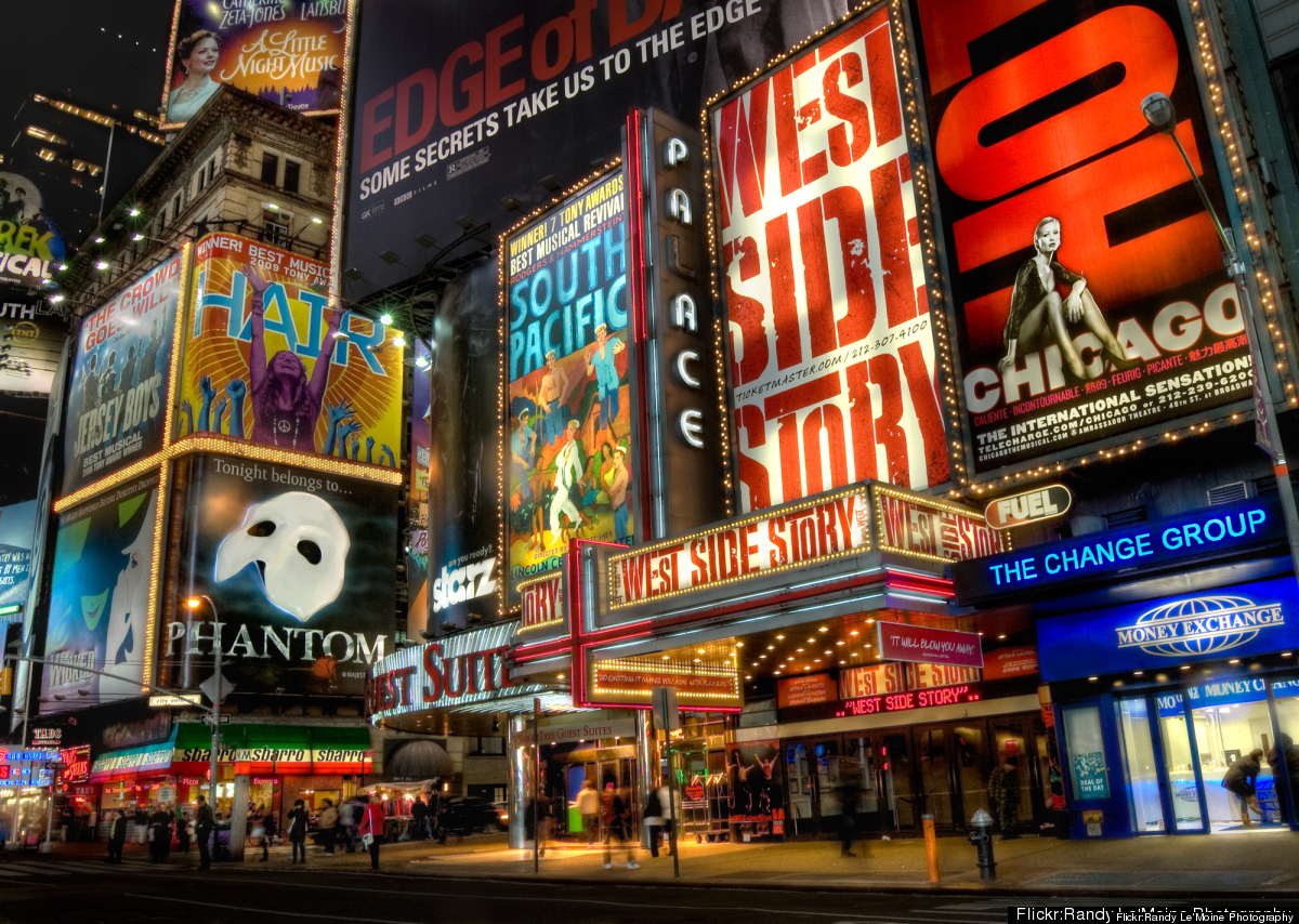 Anyone who's stood under the bright lights of Times Square knows just how magical New York's theater scene truly is. The plan