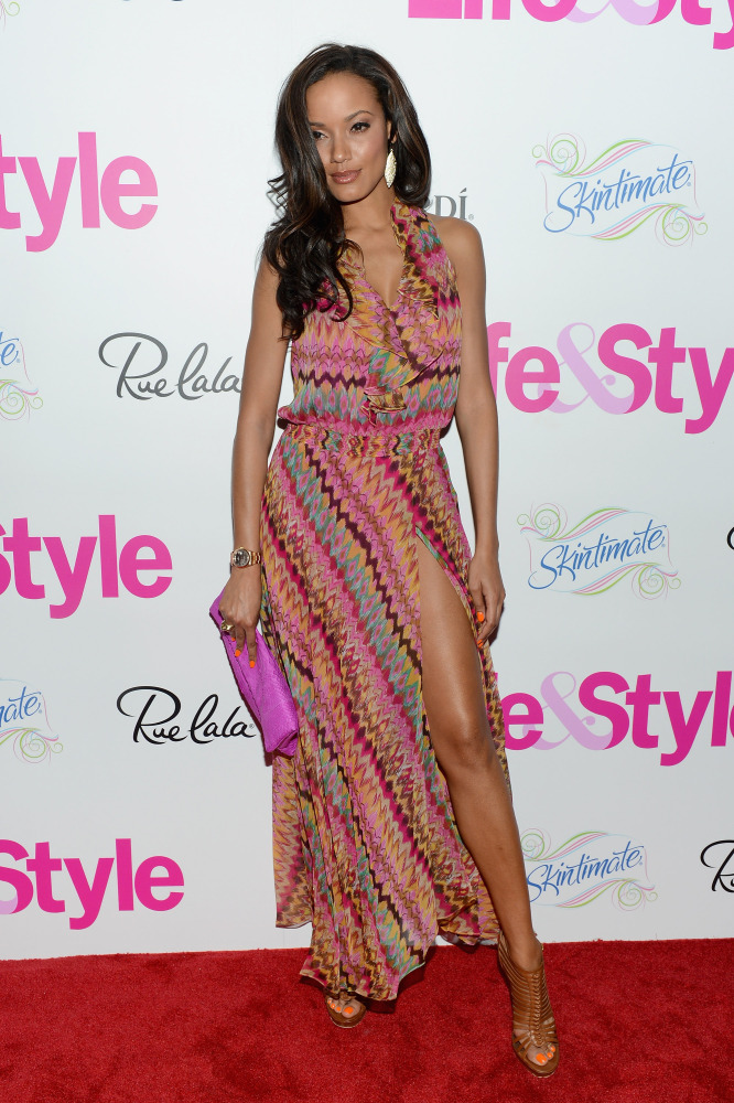 NEW YORK, NY - JUNE 20: Model Selita Ebanks attends Life & Style Weekly event 'A Summer Of Style' on June 20, 2012 in New Yo