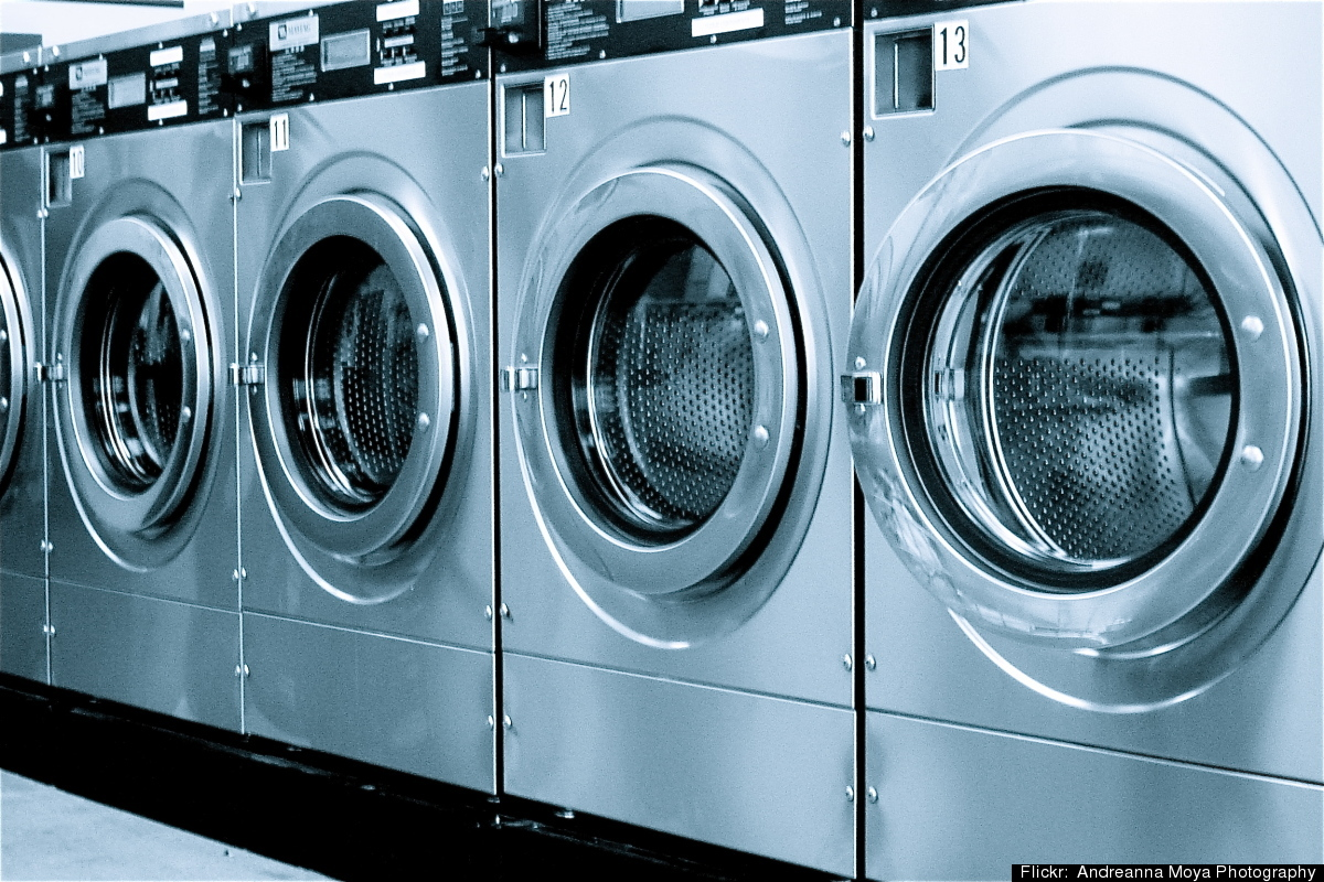 "It may seem simple, but washing clothes in hot water uses more energy because the water must be heated. In fact, <a href=""htt"