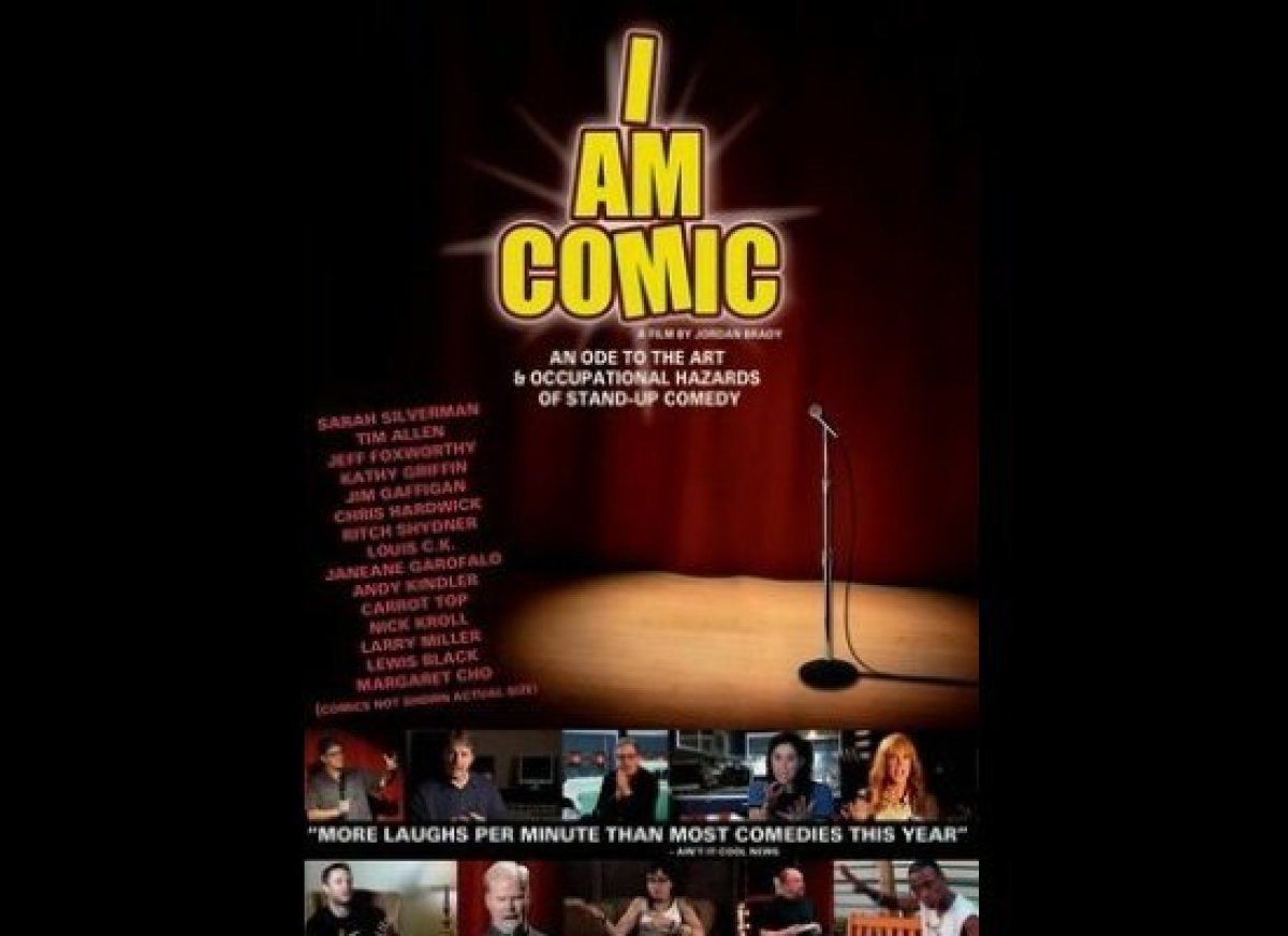 Filmmaker Jordan Brady shadows retired comic Ritch Shydner as he bravely returns to the stand-up stage after more than a deca