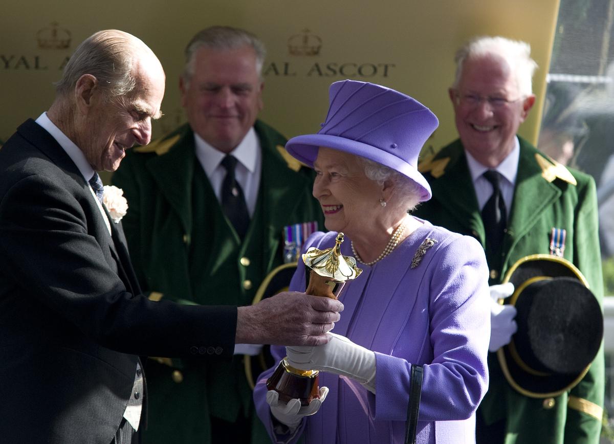 Queen Elizabeth II (Getty photo)