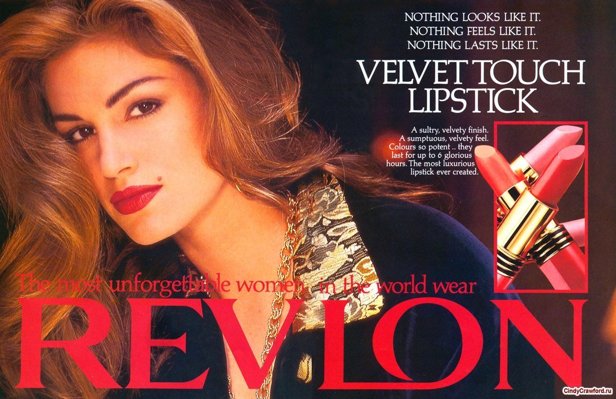 revlon cosmetics ad essay Free makeup papers, essays, and research papers  but are these also subliminal advertisements [tags: beauty, revlon, cosmetics] strong essays 1199 words | (34 pages  are the.