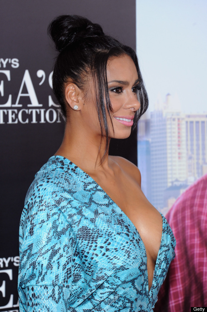NEW YORK, NY - JUNE 25:  TV Personality Laura Govan attends the 'Tyler Perry's Madea's Witness Protection' New York Premiere