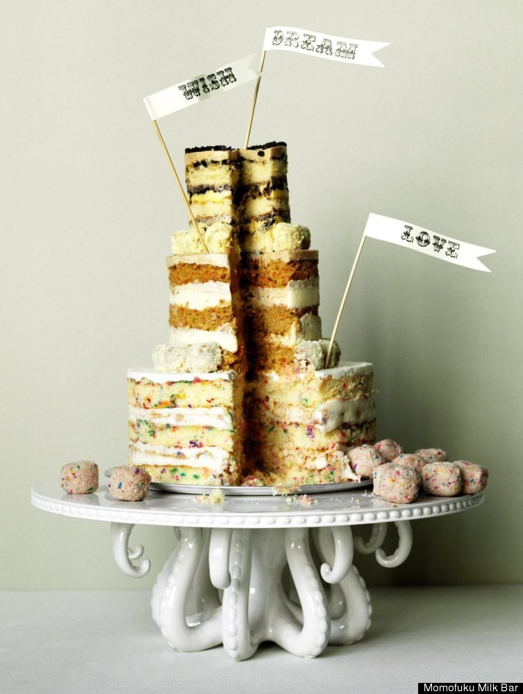 Bhldn 039 S Diffe Take On The Cake