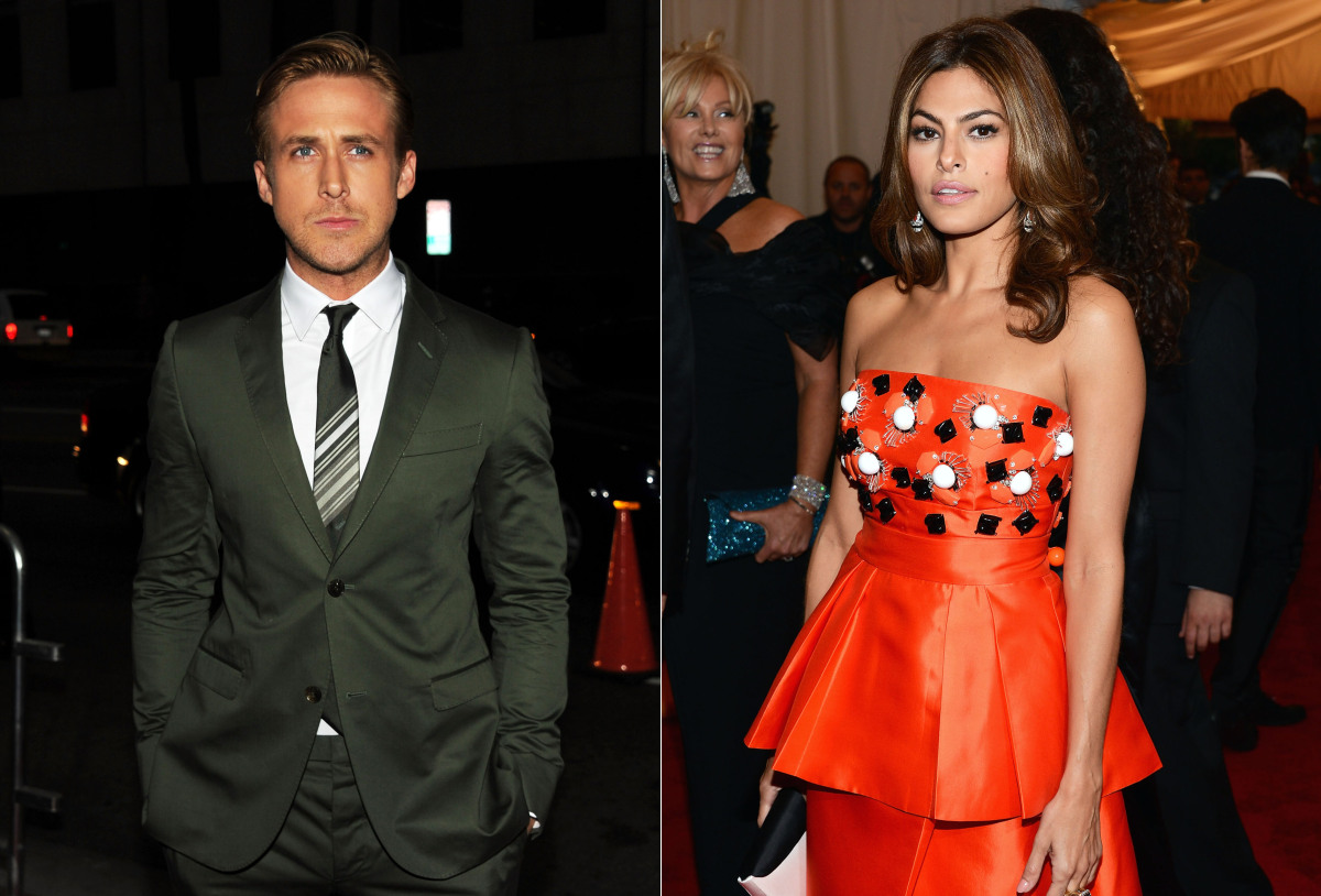 If you're not jealous of Cuban actress Eva Mendes' relationship with Ryan Gosling, then you clearly haven't seen Ryan's <a hr