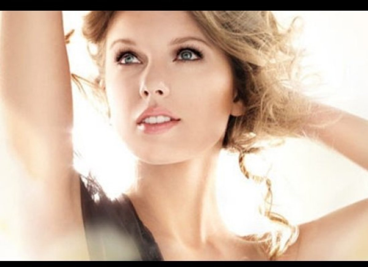 Singer Taylor Swift