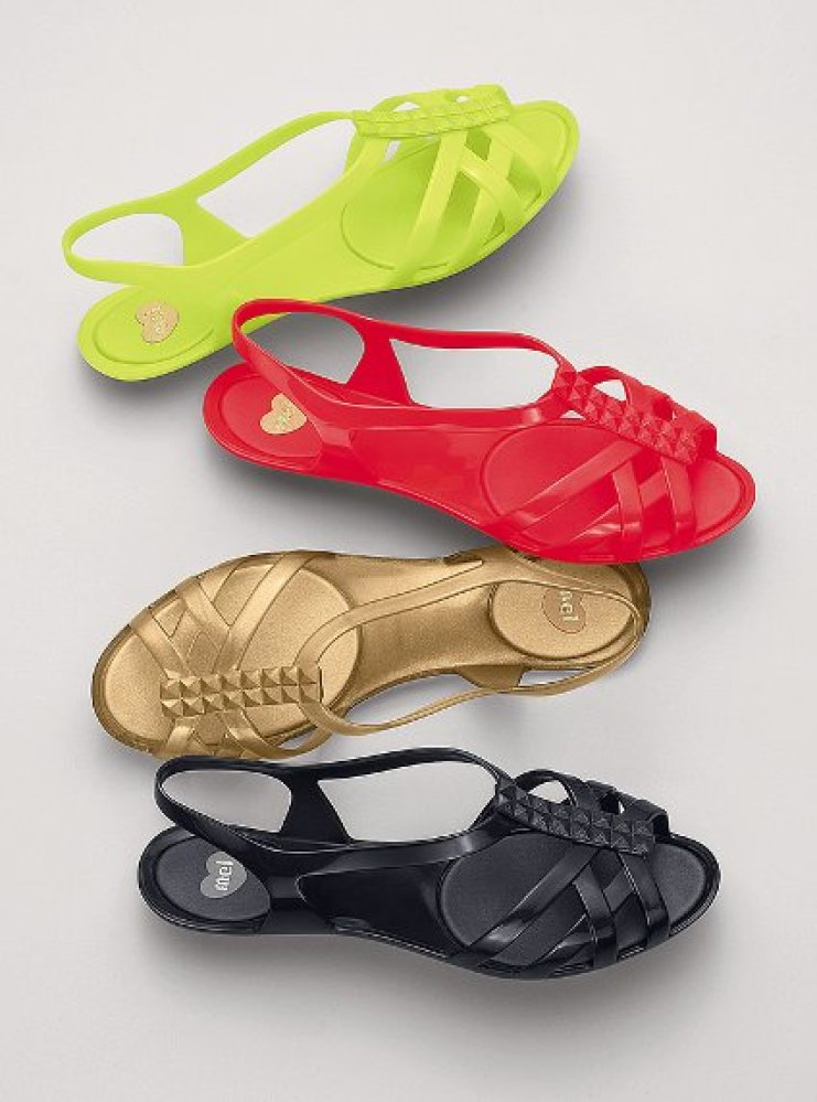 "<a href=""http://www.victoriassecret.com/shoes/all-sandals/geometric-jelly-sandal-mel-by-melissa?ProductID=51156&CatalogueType"