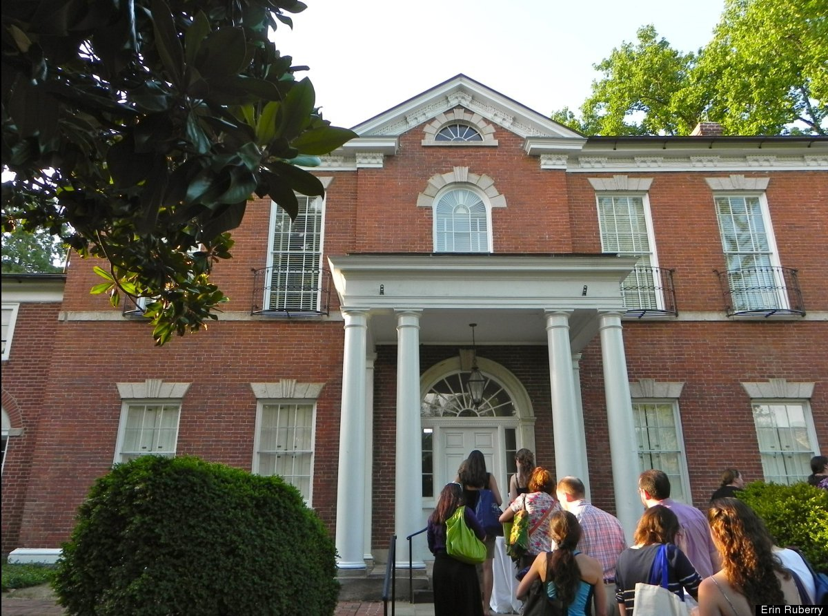 Watch Jane Austen's books on the big screen at 19th century Dumbarton House in Georgetown.