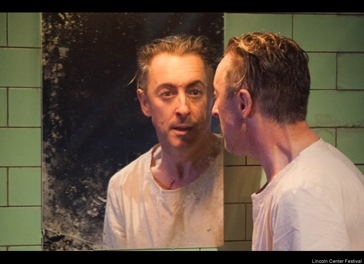 Shakespeare's 'Scottish Play' gets an incredible reimagining with Tony Award winning Alan Cumming in the title role. 'Macbeth