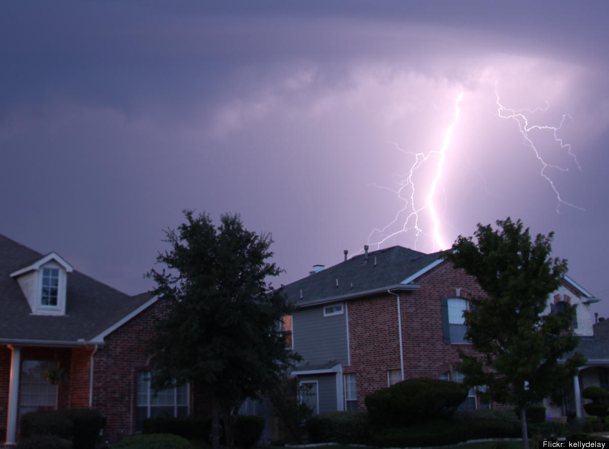 The simplest step in lightning safety is to avoid thunderstorms in the first place. Storms can pop up suddenly during summer,