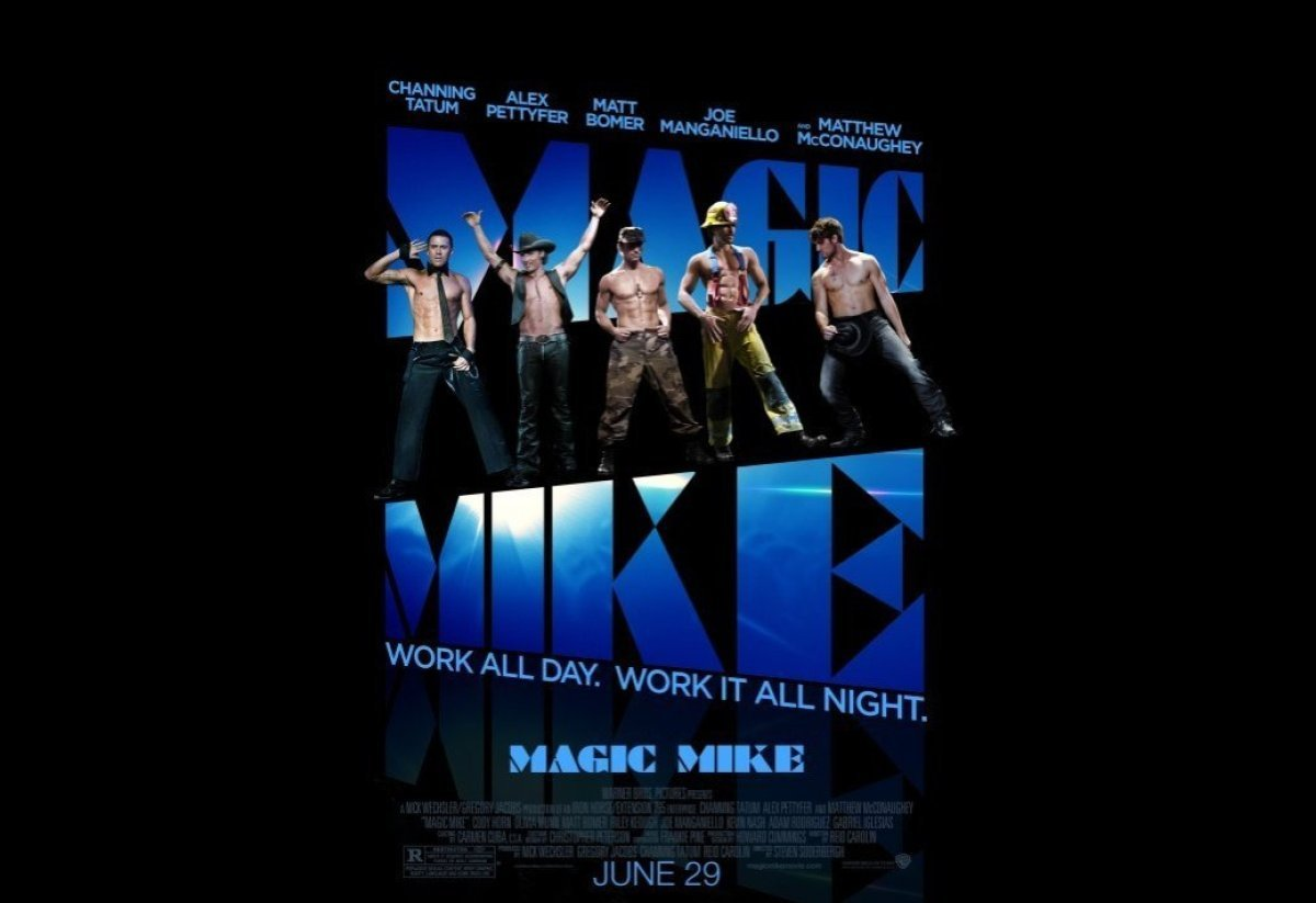 """Despite it's <a href=""""http://www.rottentomatoes.com/m/magic_mike/"""" target=""""_hplink"""">82 percent rating on Rotten Tomatoes</a>,"""