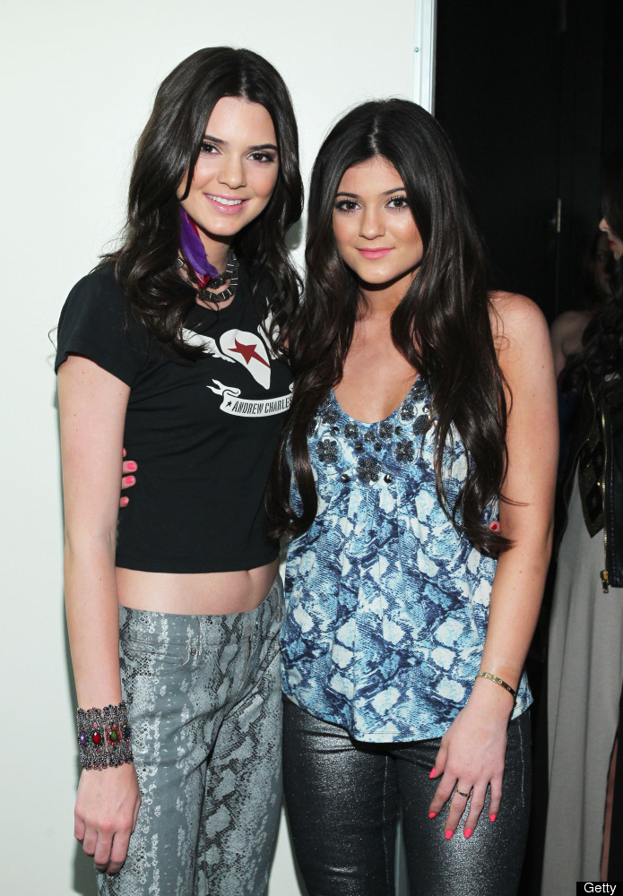 Kendall and Kylie Jenner are best known for their famous family and forays into the fashion world, but they have another proj